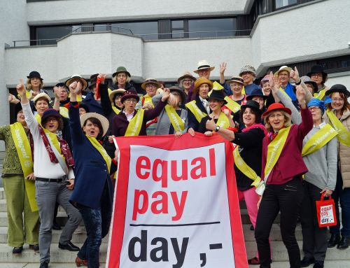 Impuls: Equal Pay Day