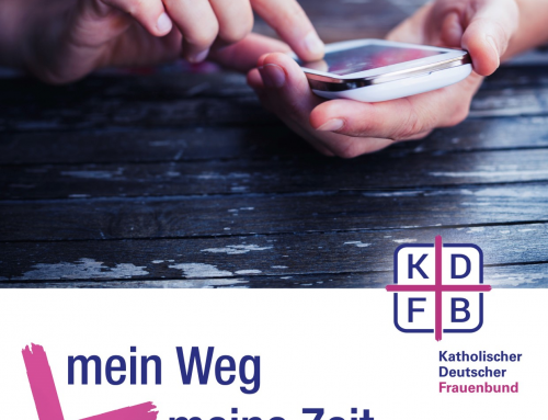 "Impuls: Smartphone App ""Mein Weg, meine Zeit"""