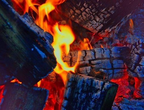 Die Botschaft des Feuers