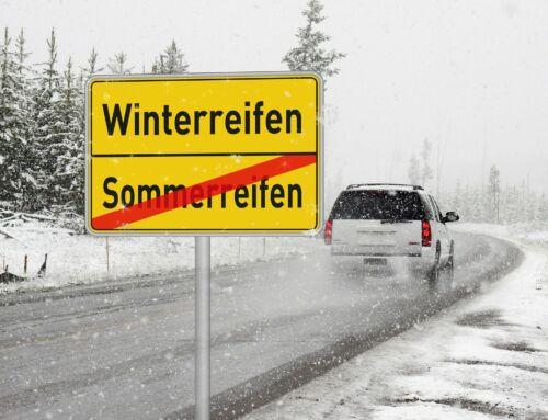 Sommer- oder Winterreifen?